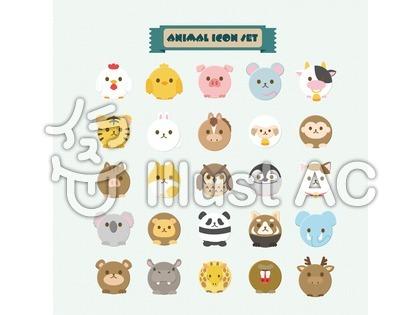 動物アイコン